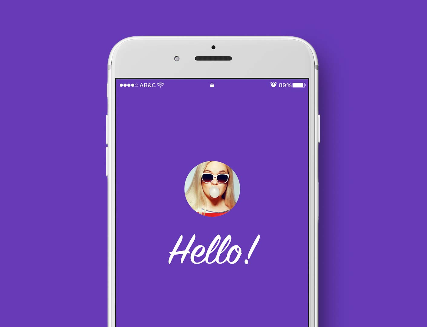 Hello! App